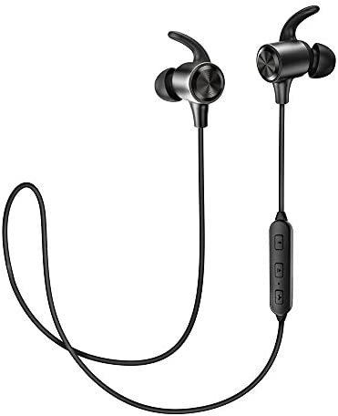 TaoTronics Bluetooth Headphones Lightweight Cancelling
