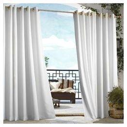 Outdoor decor Gazebo Indoor Outdoor Window Panels, 50 by 96, White (Gazebos Outdoor)