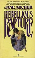 book cover of Rebellious Rapture