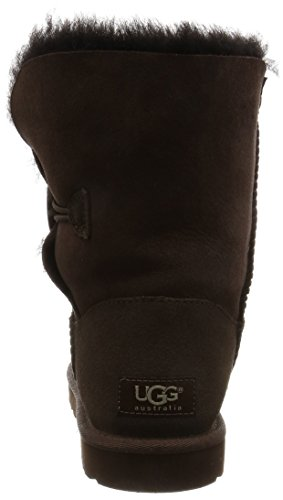 UGG Button Chocolate UGG Women's Bailey Women's 0xqzPRZ