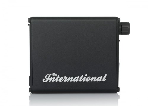 ALO audio The International Black DAC Equipped