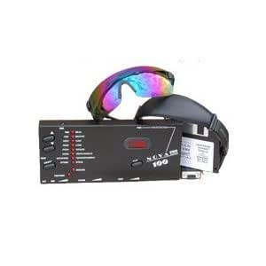 - Photosonix Nova Pro 100 Light & Sound Machine Sensory with Colortrack Glasses