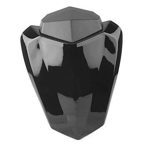 (GZYF Motorcycle Rear Passenger Pillion Seat Cowl Fairing Cover Yamaha YZF R1 2009-2014, Black)
