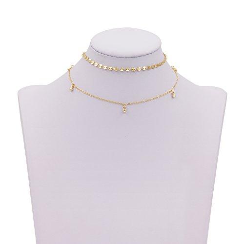 Double Necklace Set - 6