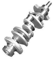 Eagle 435141706200 Ford 351W Forged 4340 Steel Crankshaft 4.170 Stroke 6.200 (Eagle 4340 Steel Crankshaft)