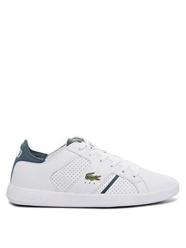 Lacoste Novas Ct 118 1 Spm, Sneaker Uomo Bianco