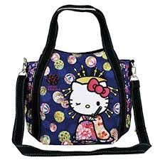 f18a6ba6b Image Unavailable. Image not available for. Color: BLY Hello Kitty Shoulder Bag  Japanese ...