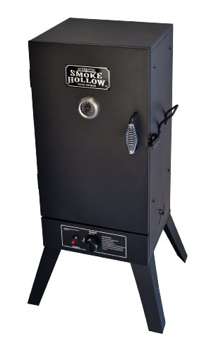 Read About Smoke Hollow 30164G  30-Inch Propane Gas Smoker