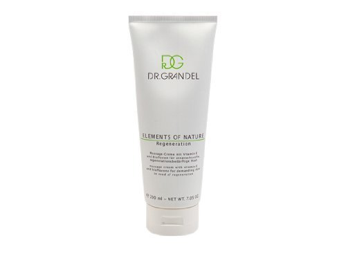 Dr. Grandel Element of Nature Regeneration 200 Ml Pro Size - Firming 24-hour Care with Vitamin E and Bioflavon for Demanding and Need of - Grandel Oil Skin Dr