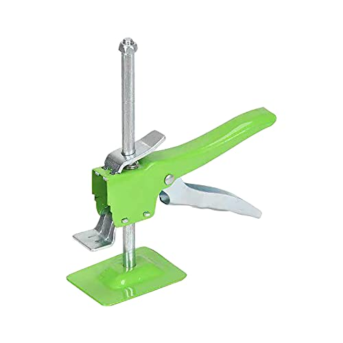 Mortilo Labor-Saving Mechanical Arm, Leveling Lifter Auxiliary Tool, Arm Handheld Jack for Doors, Flooring, Window, Cabinet, Cabinets, Deck Installation (A-18X20cm)