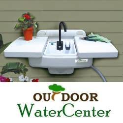 Outdoor Sink and Workstation Amazoncouk Garden Outdoors
