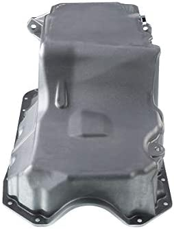 FEIPARTS Engine Oil Pan for 01-07 Ford Freestar Windstar Mercury Monterey 3.8L 3.9L 4.2L OE Solutions 1F2Z6675BA 5F2Z6675A Oil Drain Pan