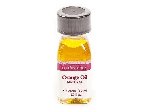 LorAnn Oils Orange Oil - 1 dram