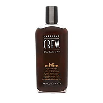 American Crew Daily Conditioner by American Crew for Men - 15.2 oz Conditioner, 450 milliliters