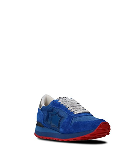 Atlantic Stars Women's ALHENAAENYRBBNY Blue Suede Sneakers cost for sale discount deals free shipping authentic discount pay with visa D4Rl94ux