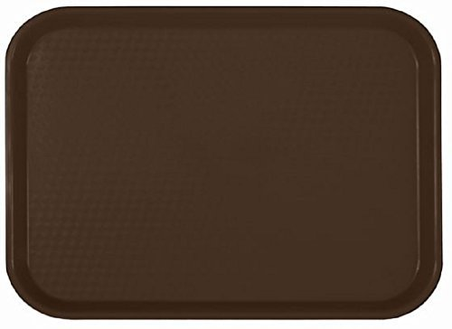AmGood Serving Trays Fast Food Tray, Assorted - 5 Colors (1, 10 1/2
