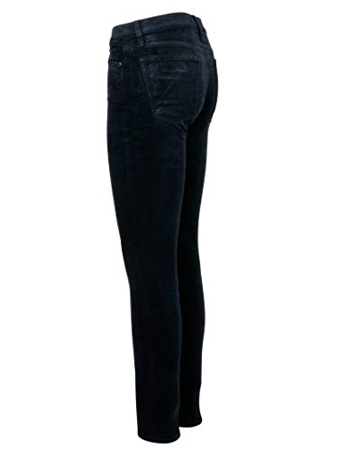 Jeans Algodon For 7 Mujer Azul All Mankind Swtv650gv qxTHaw