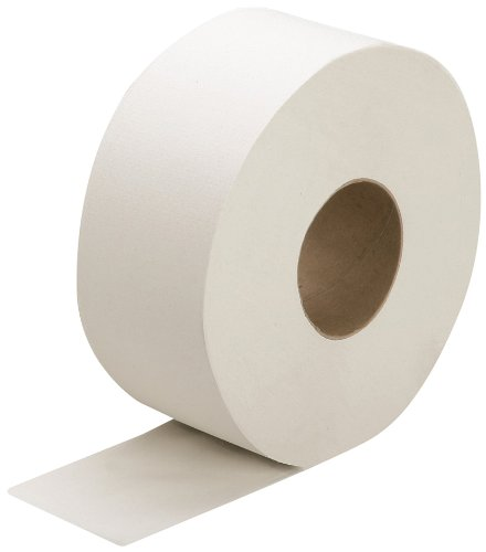 SKILCRAFT 8540-01-590-9073 Recycled Fiber 2-Ply Jumbo Roll Toilet Tissue, 1000' Length x 3-89/128