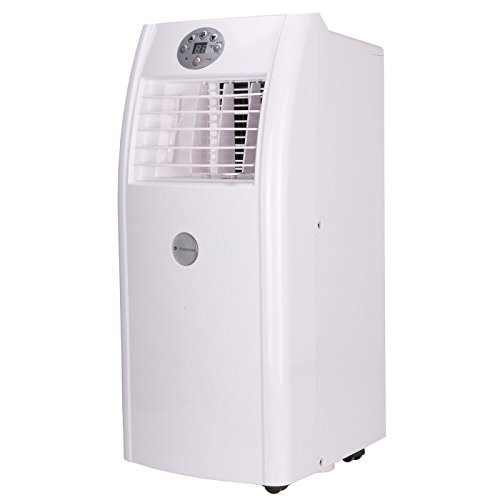 Homegear 12000 BTU Portable Air Conditioner/Dehumidifier/Fan with Remote Control