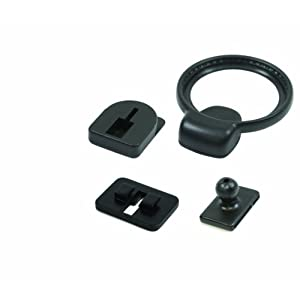 Bracketron Windshield Mount with Flex Arm & GPS Adapters