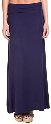 ragstock-womens-essential-maxi-skirt-navy-large