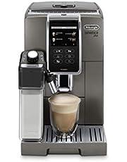 De'Longhi Dinamica Plus Fully Automatic Espresso Machine, Titanium
