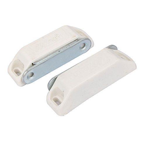 DealMux Home Office Cabinet Armário único porta Magnetic captura 2pcs Trava