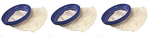 - Pool Blaster Water Tech Max Reusable Sand & Silt Filter Bag (3-Pack)