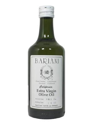 Bariani Fall Harvest Extra Virgin Olive Oil