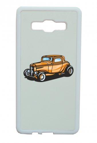 "Smartphone Case Apple IPhone 6+/ 6S Plus ""hot Rod Sportwagen Oldtimer Young Timer Shellby Cobra GT Muscel Car America Motiv 9778"" Spass- Kult- Motiv Geschenkidee Ostern Weihnachten"
