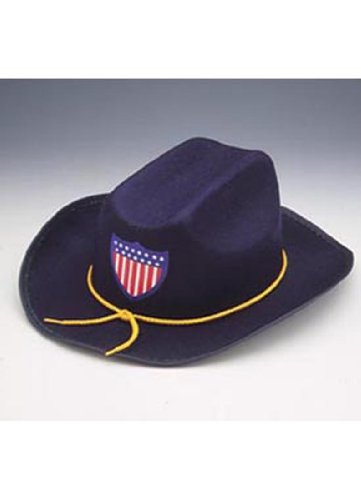 Kids Union Officer Hat (Child's Union Army Officer Hat - Medium)