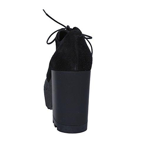 EU Boots Black Womens Ankle MATIE 39 Suede VIC 4OpqX6xSqn
