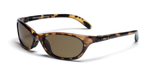 494af761de6 Amazon.com  Suncloud Optics Tess Sunglasses (Tortoise with Brown Polarized  Polycarbonate Lens)  Clothing