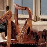 Design Toscano Celtic Tara Harp by Design Toscano