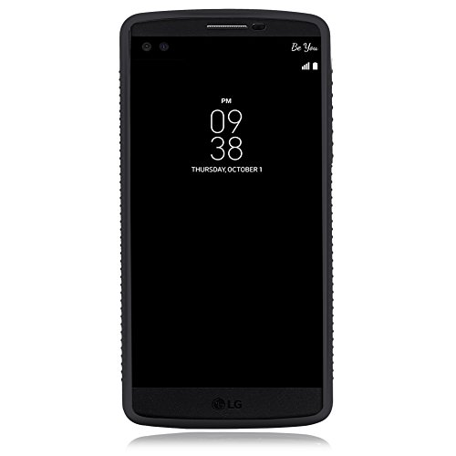 LG V10 Extended Battery AexPower 10800mAh Extra Battery Power Replacement  +Soft TPU Full Edge Protection Case for LG V10 H960A AT&T H900, T-Mobile