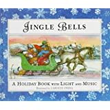 Jingle Bells: A Holiday Book with Twinkling Light & Musical Sound Chip
