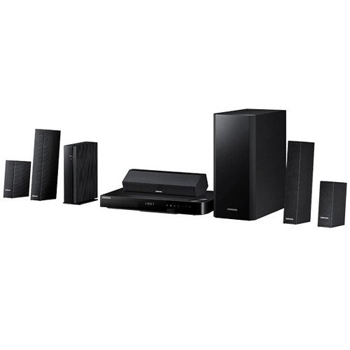 Samsung 5.1-Channel 1000W Bluetooth 3D Wireless Blu-ray Home Theater System by Samsung (Image #1)