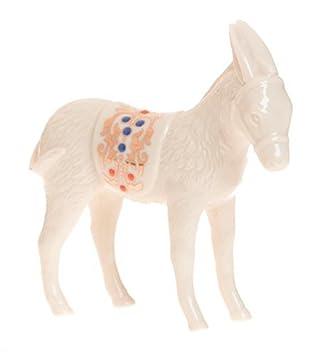 Lenox China Jewels Nativity Porcelain Donkey