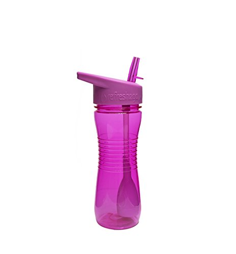 refresh2go 12oz Junior Filtered Water Bottle, Pink (1030-P)