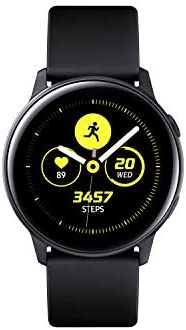 Galaxy Watch Active SM-R500 (40mm) 2019 (Black블랙) 병행 수입품 / Galaxy Watch Active SM-R500 (40mm) 2019 (BlackBlack) Parallel Imports