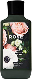 (Bath and Body Works ROSE Super Smooth Body Lotion 8 Fluid Ounce)