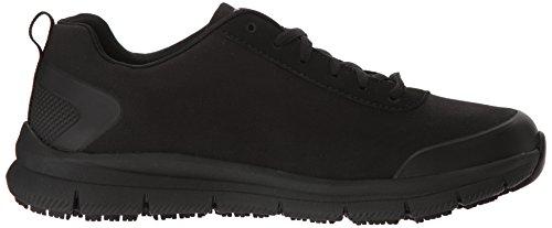 Health Sr Pro Care Black Hc Shoe Professional Comfort Women's Flex Skechers YRaqAt