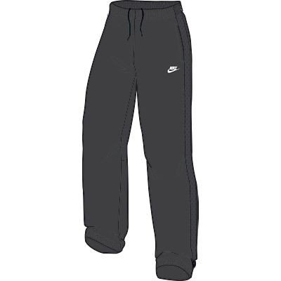 Jogging Woven NIKE s Sports XL Pants Men Tracksuit Trousers Grey qtwfnZ4Bw