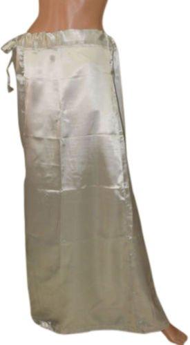 Apparelsonline Ladies Sari Petticoat Saree (Xlarge) (Sari Ivory)