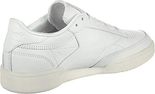 White 85 C W Club Scarpa Reebok FUwCqX