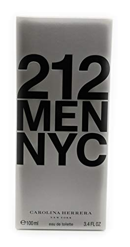 Carolina Herrera 212 NYC Men Eau de Toilette Spray 3.4 fl oz