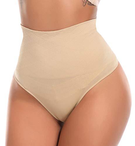 bd8bc7ff67ed SLIMBELLE Tummy Control Panties Knickers Underwear Body Shaper Shapewear  Seamless Butt Lifter High Waist Briefs Hip Enhancer for Women Upgraded
