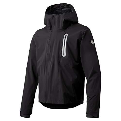 Descente DERMIZAX 3-D Thermal Black RAIN Jacket