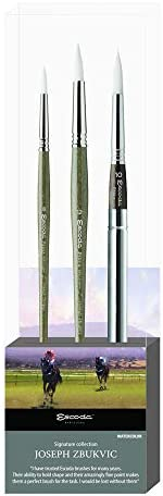 エスコダ 画筆セット 8605-1 (3本組) 182902