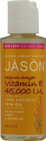 JASON Vitamin E Oil 45,000 IU, 2 Ounce (45000 Iu Vitamin)